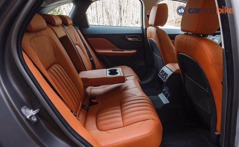 Jaguar F-Pace Seats