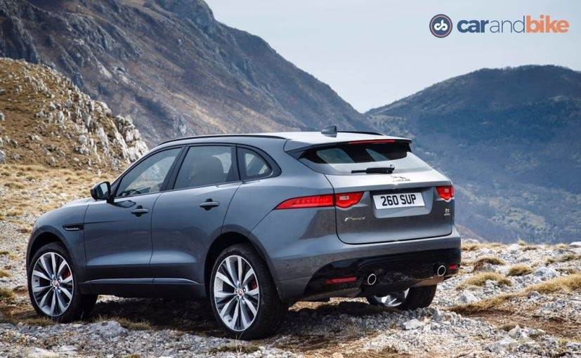Jaguar F-Pace Ammonite Grey - S trim
