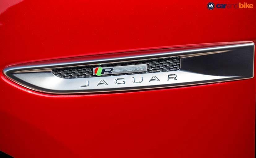 Jaguar F-Pace - R-Sport trim