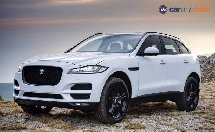 Lovely Jaguar F Pace Review