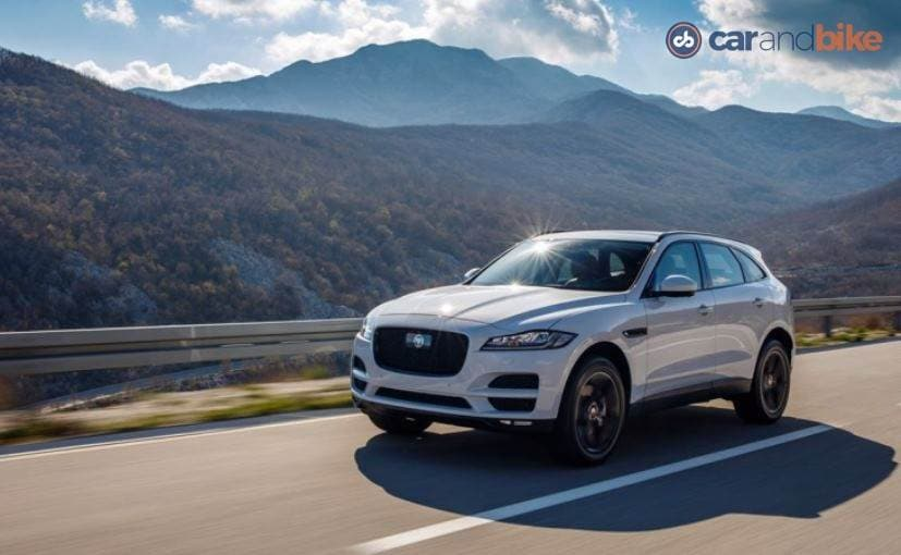 Jaguar F-Pace Review - NDTV CarAndBike