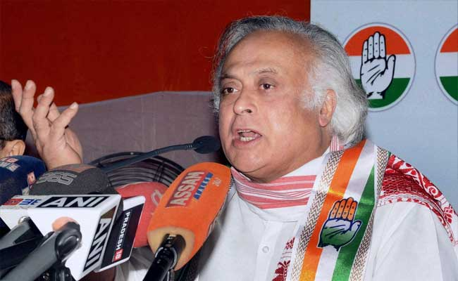 KCR Got Hyderabad Like A 'Cooked Biryani' With No Efforts: Jairam Ramesh