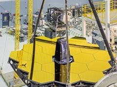 NASA's New Gold-Covered Telescope Will Put The Hubble To Shame
