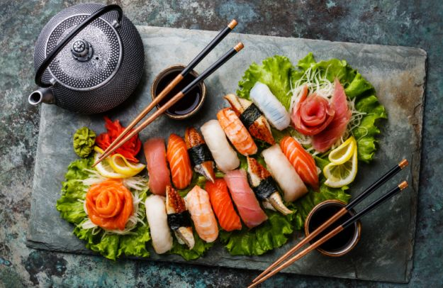 Japanese Food Top 10 Dishes from Sashimi to Yakitori Chicken NDTV