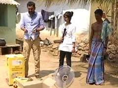 तमिलनाडु : अम्मा का जनता को बांटा गया लैपटॉप, पंखा क्या चीन में बना है...