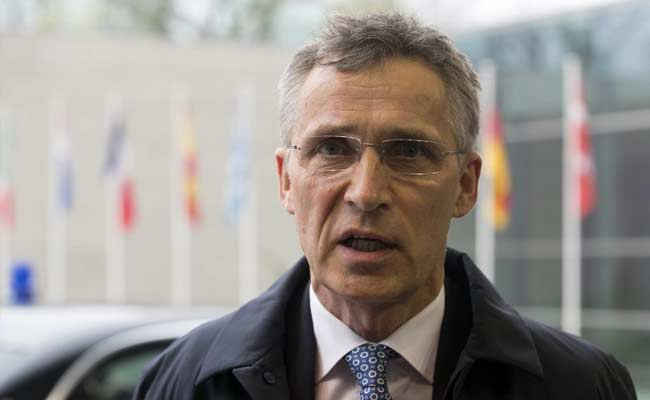NATO Chief Concerned About Iran Missile Programme