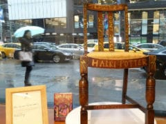 'Harry Potter' Author's Chair Sells For $394,000 In New York