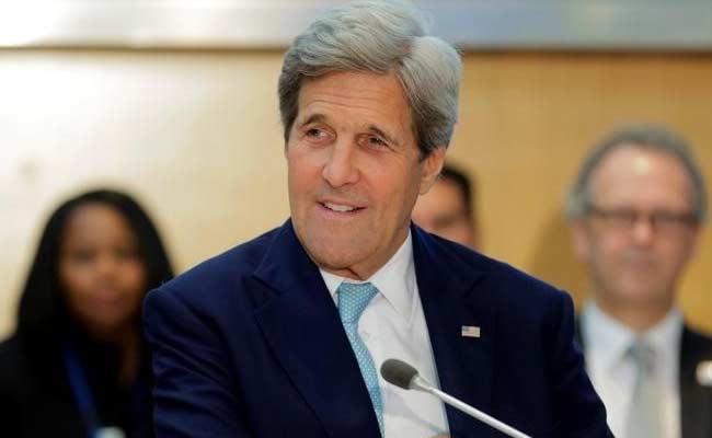 US Top Envoy John Kerry To Visit Egypt's Abdel-Fattah Al-Sisi