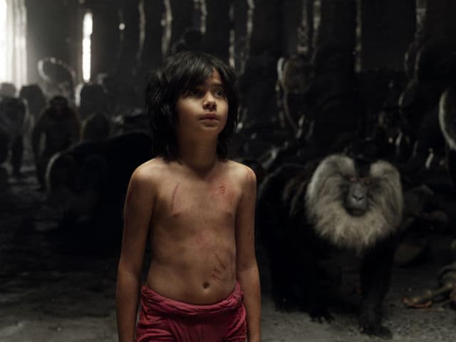 Today's Big Release:  The Jungle Book