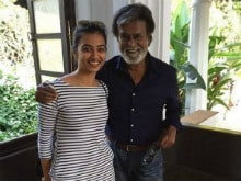 Radhika Apte's Experience of Filming <I>Kabali</i> With Rajinikanth