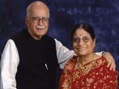 बीजेपी के वरिष्ठ नेता लालकृष्ण आडवाणी की पत्नी कमला आडवाणी का निधन