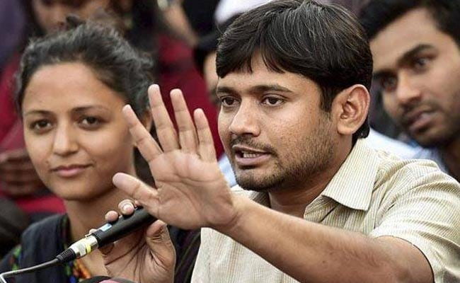 Image result for JNU action against Kanhaiya Kumar was WRONG, says court