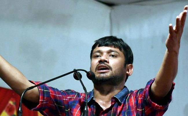 Kanhaiya Kumar, Others Detained For Public Meeting Without Police Permission In Gujarat