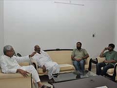 कन्हैया के स्वागत में बिहार सरकार ने पलक-पांवड़े बिछाए, नीतीश और लालू से मुलाकात