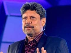 Kapil Dev Inducted Into Legends Club 'Hall of Fame'