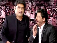 'कपिल शर्मा शो' का यह नया प्रोमो देखा, शाहरुख कुछ ऐसे ले रहे कपिल की चुटकी