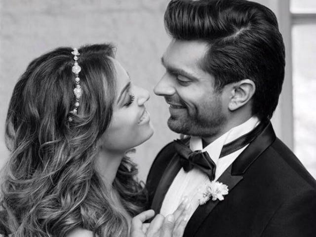 Bipasha Basu's Wedding Ring is a Dream. See it to Believe It