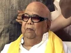 From Flood-Hit District, Karunanidhi Floats Poll Campaign In Tamil Nadu
