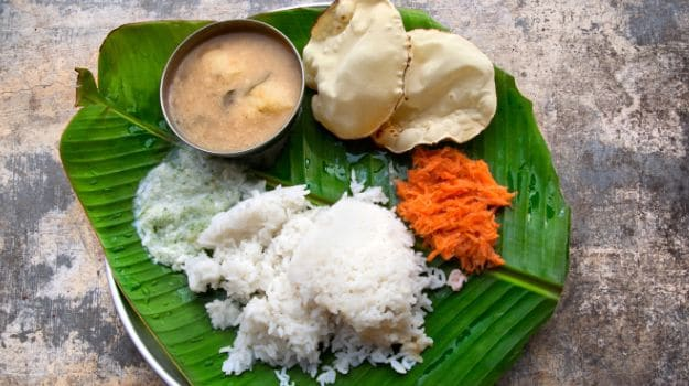 Why People Eat With Their Hands in Kerala