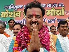 Ram Temple Was Never An Election Issue, Says Uttar Pradesh BJP Chief