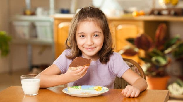 10 Healthy Snacks for Kids