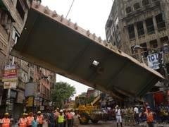 कोलकाता फ्लाईओवर को बनाने वाली कंपनी आर्थिक तंगी से जूझ रही थी