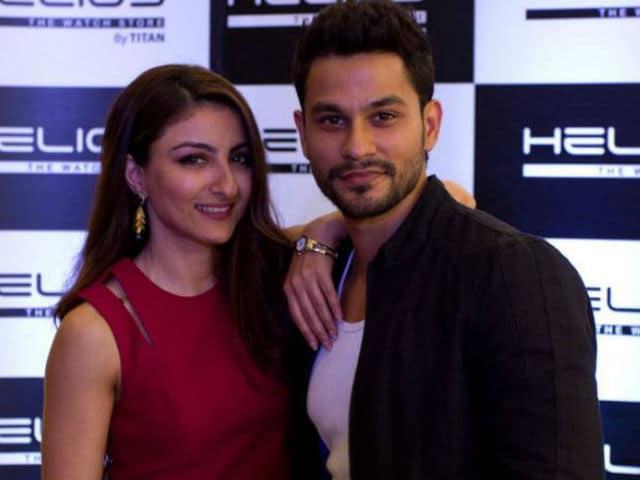 Kunal Khemu Denies Divorce Rumours in Salman Khan's Style. Soha Approves