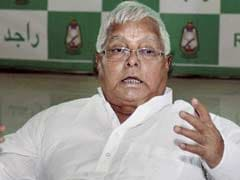 Lalu Yadav 'In Talks' With Samajwadi Party, Congress For Alliance in UP