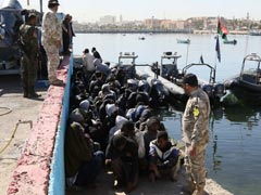 8 Dead, Nearly 20 Missing In New Migrant Boat Tragedy Off Libya
