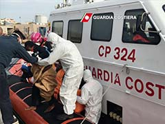 84 Migrants Still Missing After Boat Sinks Off Libya: Reports