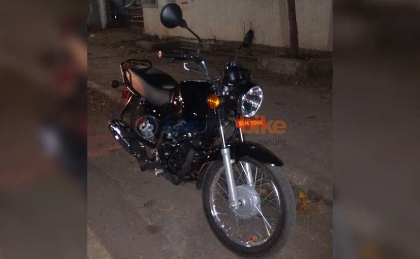 Exclusive: Mahindra's 155cc engine Spied Testing for the First Time