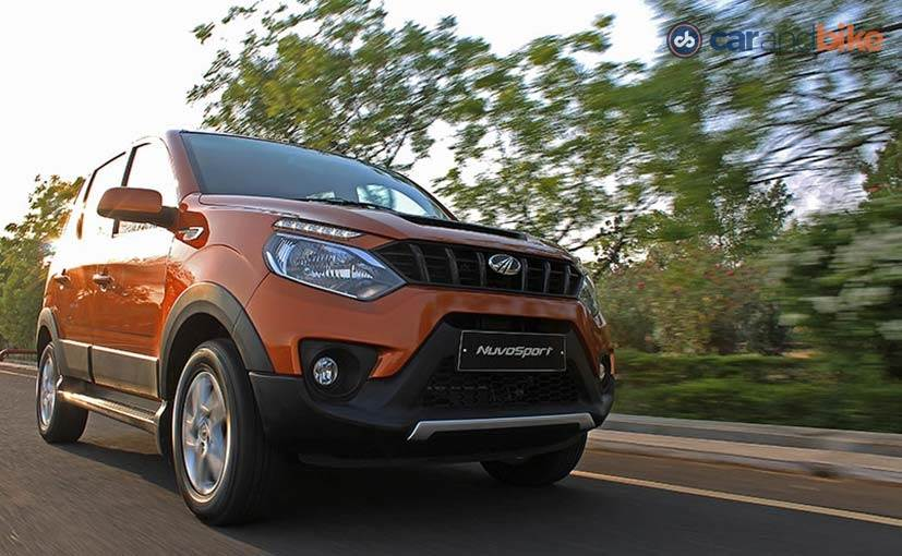 Mahindra Nuvosport Launched In India Prices Start At Rs