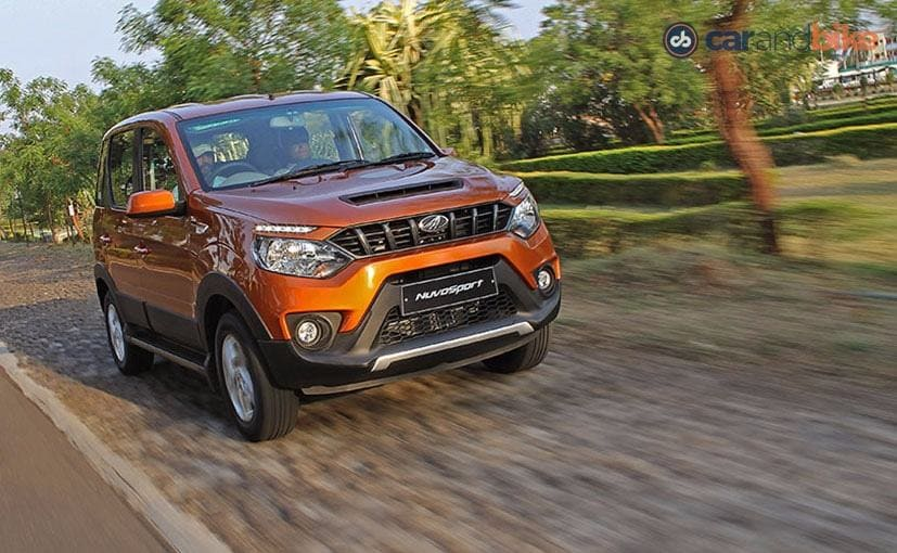 Mahindra NuvoSport Review