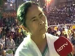 Mamata Banerjee Condoles Mahasweta Devi's Passing