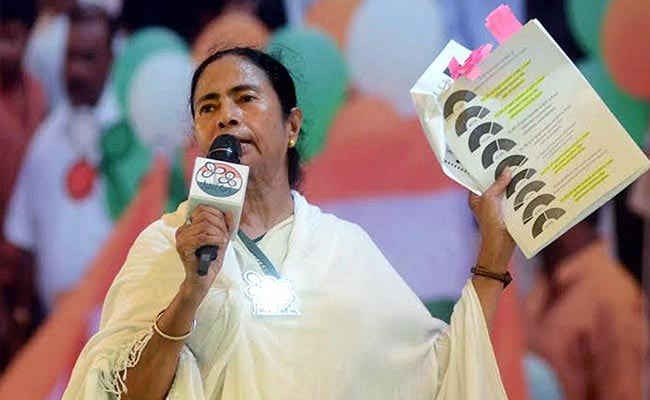 Mamata Banerjee Replies To Election Commission Notice For Model Code Violation