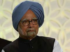 """Matter Of Shame"" Educated Youths Running Around For Jobs: Manmohan Singh"