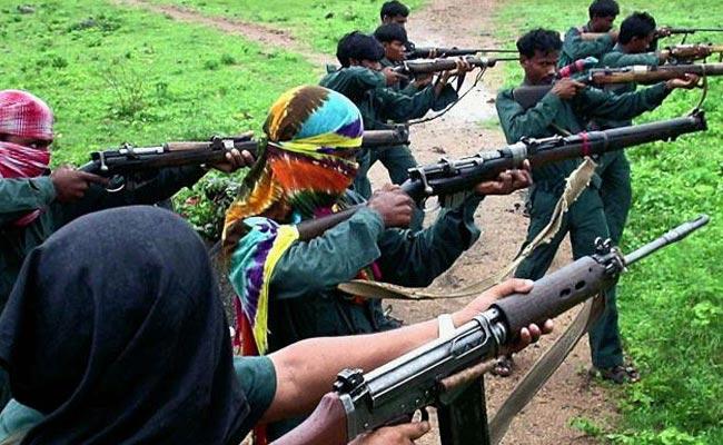 आपसी झगड़े में सात माओवादियों की मौत, वसूली के बंटवारे पर हुआ विवाद
