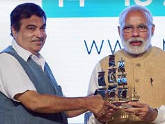 At Maritime India Summit 2016, PM Calls For Rs 1 Lakh Crore Investment In Ports