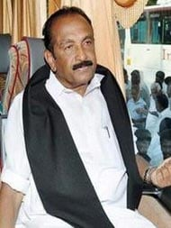 After 2 Decades, Vaiko To Contest Tamil Nadu Assembly Elections