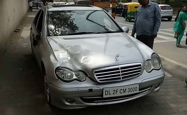 Delhi Mercedes Hit-And-Run: Teenager's Parents Aided Act, Says Police