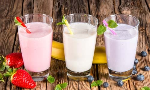 Why Are Milkshakes Not the Best Idea According to Ayurveda