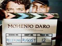 ऋतिक रोशन की फिल्म 'मोहनजोदड़ो' की शूटिंग खत्म, 12 अगस्त को होगी रिलीज