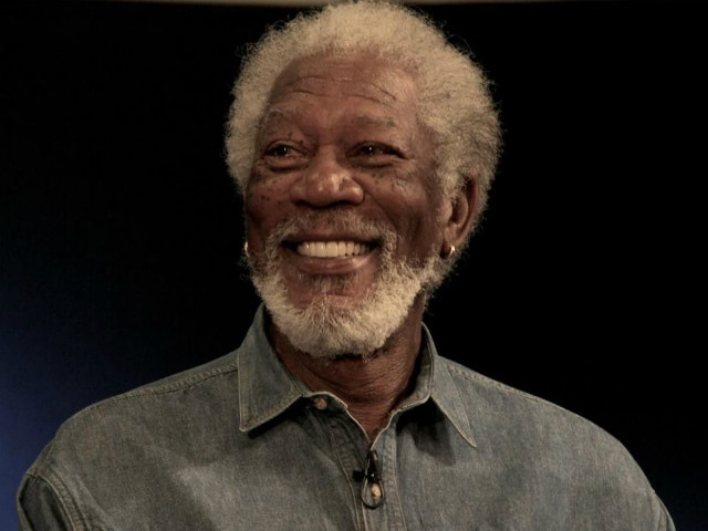 Morgan Freeman Wants to Make a Film in 'Fascinating India'