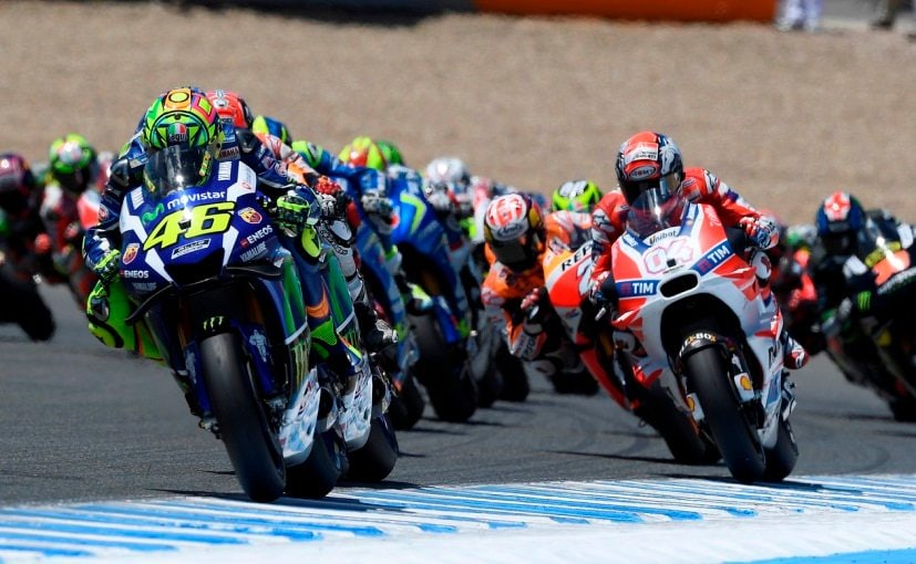 MotoGP 2016: Valentino Rossi Dominates the Spanish GP - NDTV CarAndBike