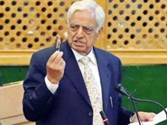 Bypolls To Seats Represented By Mufti Sayeed, PA Sangma On May 16
