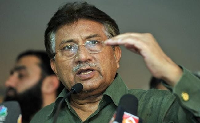 Pakistan Intelligence Used Jaish For Attacks In India: Pervez Musharraf