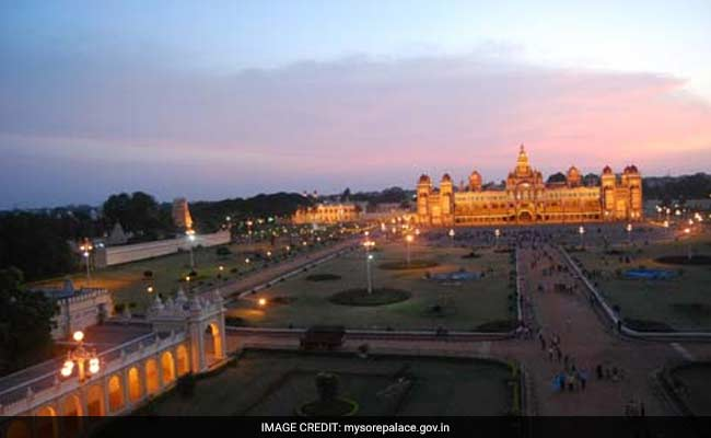 Mysore Palace Closed After Employee's Relative Test COVID-19 Positive