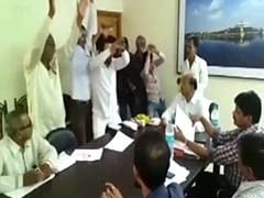 Watch: When Nagging The PWD Didn't Work, They Did A 'Snake Dance'