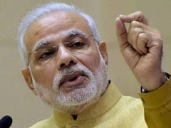 Massive Effort To Be Launched For Water Conservation, Says PM Modi