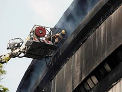 How 170 Firefighters Battled The Blaze At National Museum of Natural History